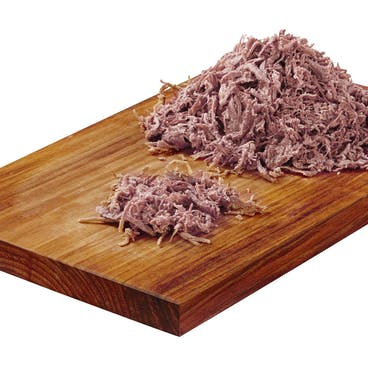 PULLED BEEF FROZEN 5 x 1kg