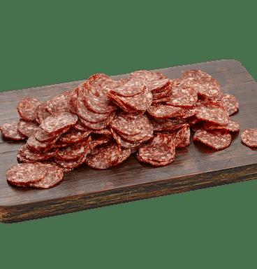 SLICED HOT PEPPERONI SALAMI 40MM 2 x 2kg